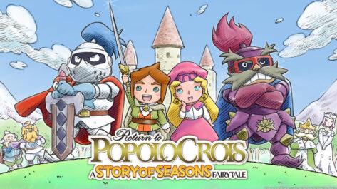 Return to PoPoLoCrois : A Story of Seasons Fairytale
