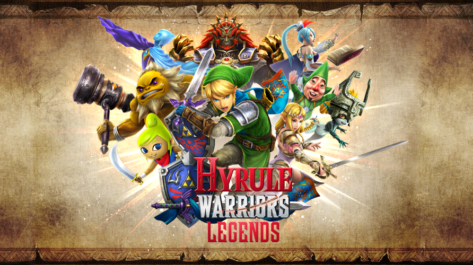Hyrule Warriors : Legends