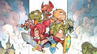 Wonder Boy : The Dragon's Trap