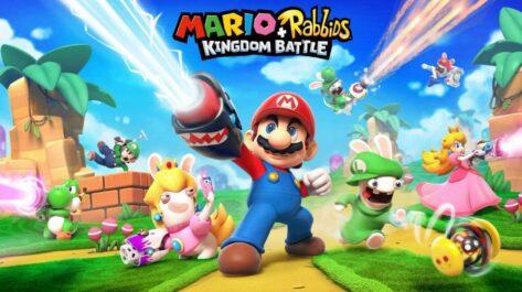 Mario + The Lapins Crétins Kingdom Battle