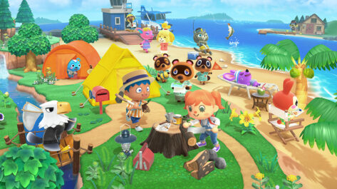 [Nintendo Switch] Animal Crossing : New Horizons