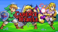 [Nintendo Switch] Cadence of Hyrule – Crypt of the NecroDancer Featuring The Legend of Zelda