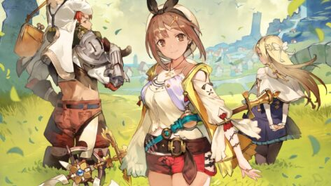[Nintendo Switch] Atelier Ryza : Ever Darkness & the Secret Hideout