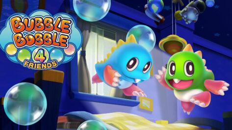 [Nintendo Switch] Bubble Bobble 4 Friends