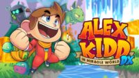 [Nintendo Switch] Alex Kidd in Miracle World DX