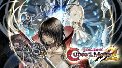 [Nintendo Switch] Bloodstained : Curse of the Moon 2
