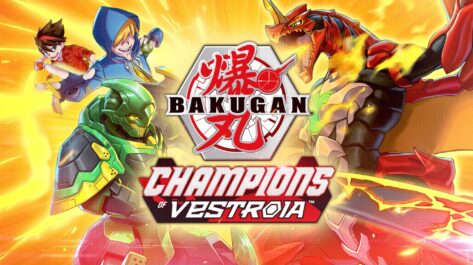 [Nintendo Switch] Bakugan : Champions of Vestroia