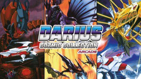 Darius Cozmic Collection Arcade