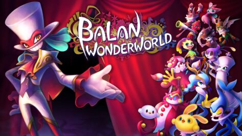 [Nintendo Switch] Balan Wonderworld