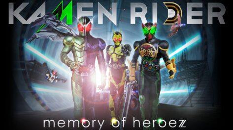Kamen Rider : Memory of Heroez