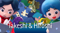 Takeshi et Hiroshi