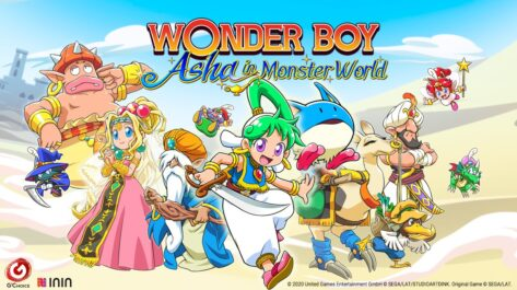 Wonder Boy : Asha in Monster World
