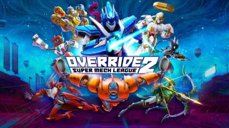Override 2 : Super Mech League
