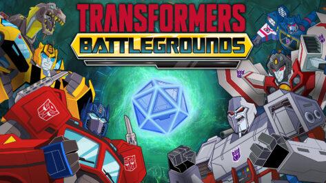 Transformers : Battlegrounds